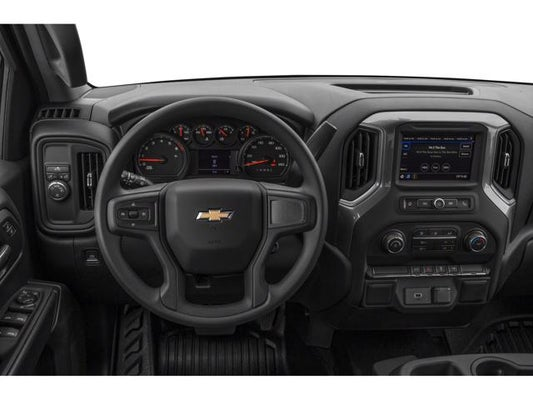 2020 Chevrolet Silverado 1500 LT Texas Edition
